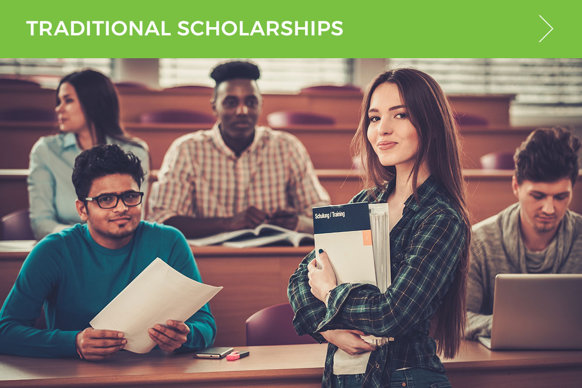 traditional scholarships